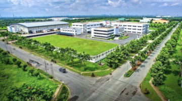 THE PRESIDENT APPROVED SAIGONTEL LONG AN COMPANY LIMITED AS AN INVESTOR OF NAM TAN TAP INDUSTRIAL PARK PROJECT